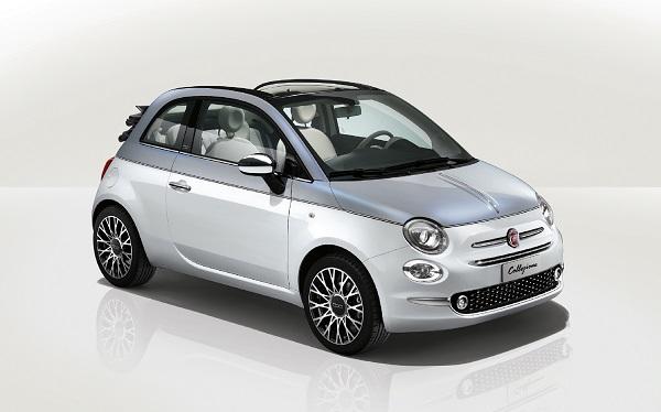 Fiat 500C Collezione Test