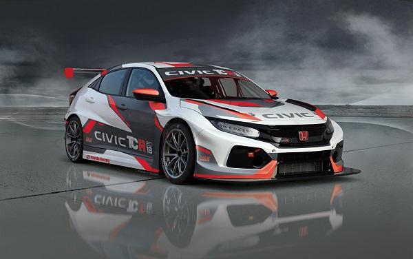 2018 Honda Civic TCR