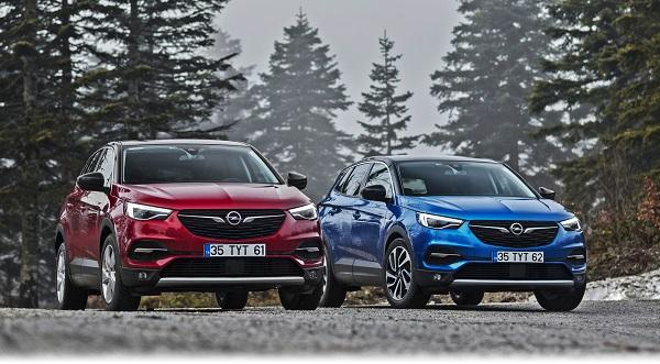 Opel Grandland X Test_SUV Grandland X Test