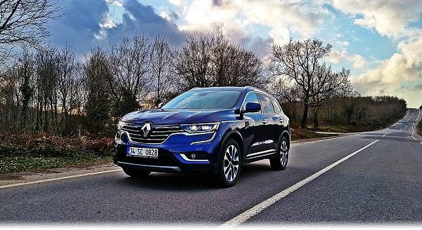 Renault Koleos Test 2018_Koleos Test