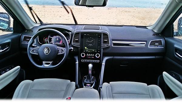 Renault Koleos Test_Koleos Test