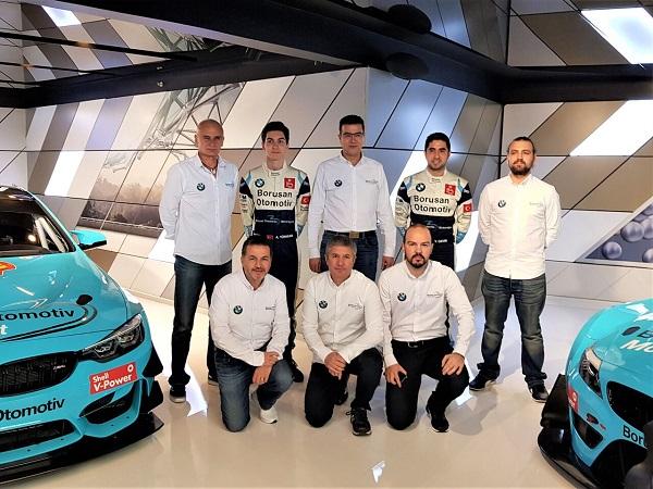 Borusan Otomotiv Motorsport 2018