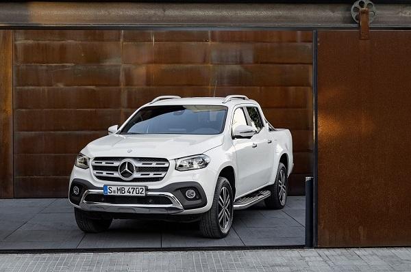 Mercedes-Benz X-CLass kampanya