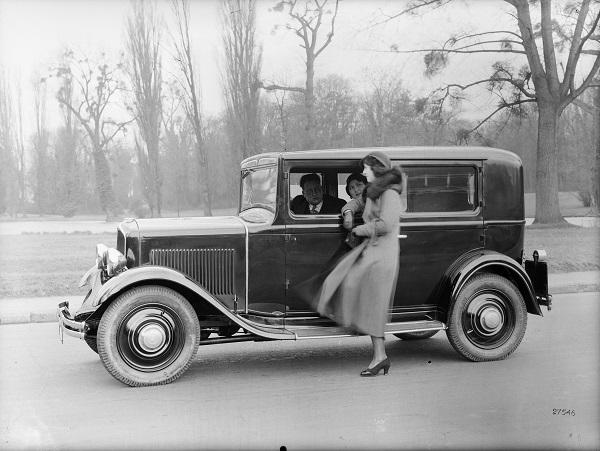 1937 - Renault PRIMAQUATRE