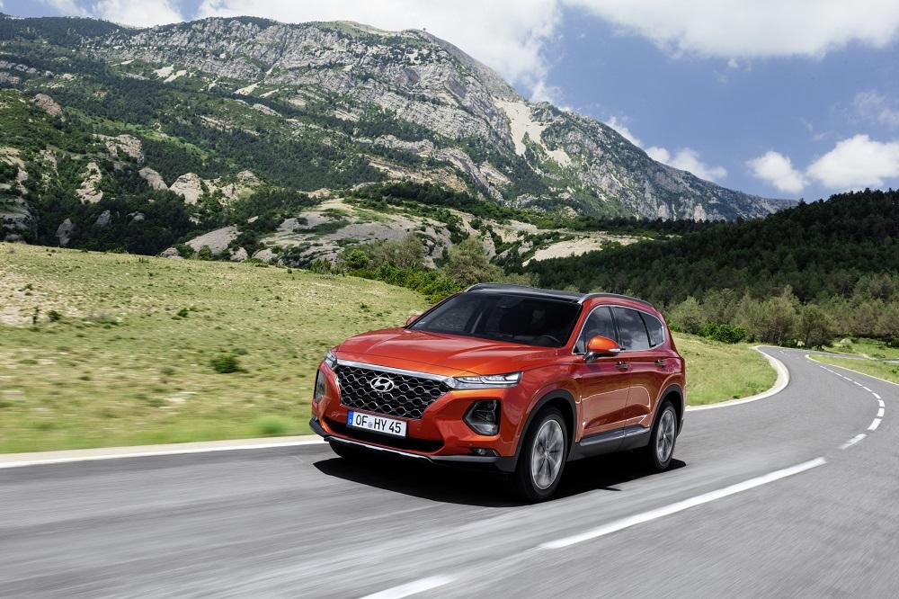 Hyundai Suv Modelleri Tasarımda Bir Kez Daha ödüle Layık Görüldü